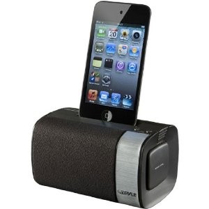 PIPDSP20 Audio Docking Portable Speaker System for iPod/iTouch and iPhone