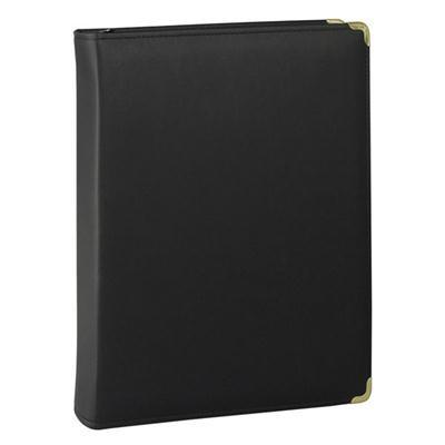 Classic Zip Binder 1.5` Black