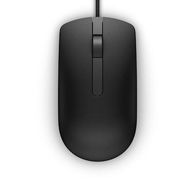 Wired Optical Mouse MS116