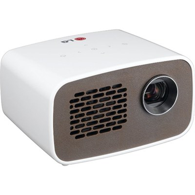 PH300 LED Minibeam Projector with Embedded Battery and Built-in Digital TV Tuner
