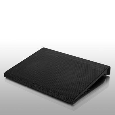 USB Laptop Cooling Pad Black