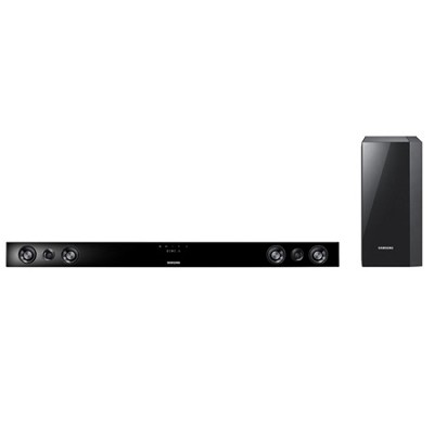 HW-D550 - Crystal Surround Air Track Active 46` Soundbar (Black)
