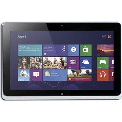 ICONIA W510-1666 10.1` Tablet - Intel Atom Dual-Core Processor Z2760