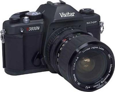 V3800N w/ 28-70mm Zoom Lens 35mm SLR Outfit