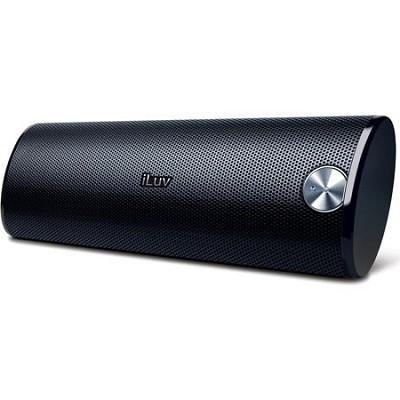 Portable Stereo Speaker Bar for Mac PC and Laptops - Black