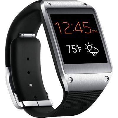 Galaxy Gear Smartwatch - Jet Black - OPEN BOX