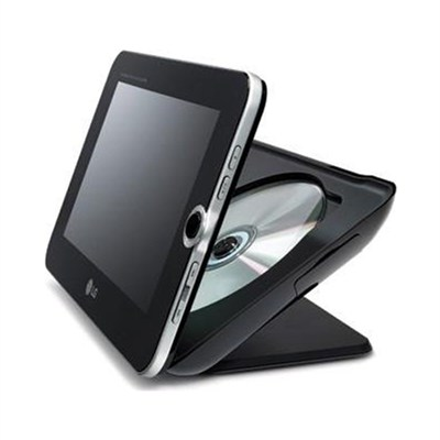 DP889 - Portable DVD Player w/ 8-inch Digital Photo Frame - OPEN BOX