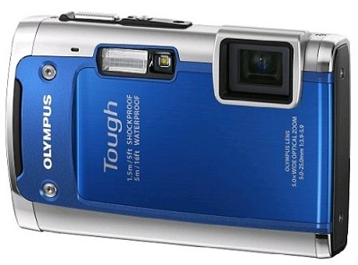 Tough TG-610 14MP Waterproof Shockproof Freezeproof - Blue