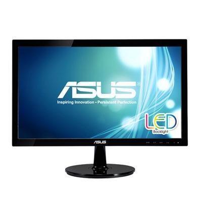 19.5` 1600 x 900 VGA Backlit LED Monitor - VS207D-P