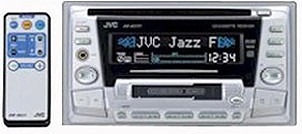 KW-XC777 CD/Cassette Receiver w/ CD Changer Controls - OPEN BOX