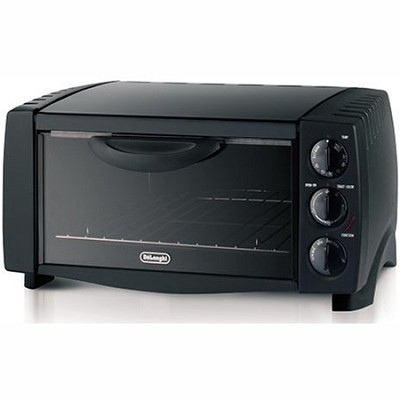 EO1200B - Large Capacity Toaster Oven, Black