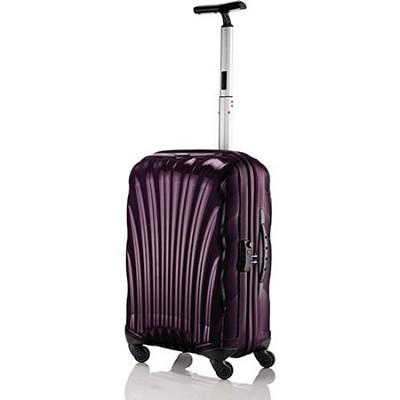 Black Label Cosmolite Hardside 20` Violet Carry On Spinner Suitcase