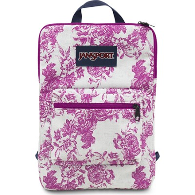 Superbreak Notebook Sleeve (Floral) - T26X