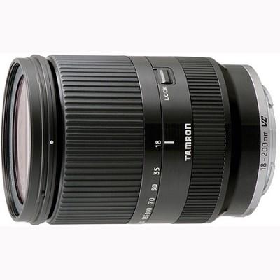 18-200mm Di III VC Black for Sony Mirrorless SLR Camera Series