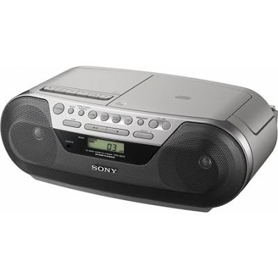 CFD-S05 CD Radio Cassette Recorder Boombox Speaker System - REFURBISHED