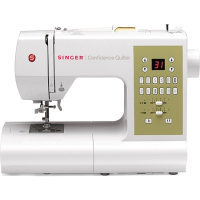 7469Q Confidence Quilter Computerized Sewing and Quilting Machine