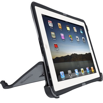 OB New iPad/iPad2 Reflex - Black
