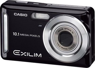 Exilim Z29 10MP 2.5` LCD Digital Camera (Black)