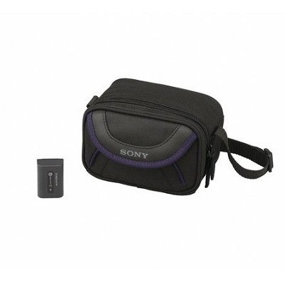 ACCFV50A Camcorder Accessory Kit (Black)