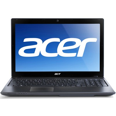 Aspire AS5750-6414 15.6` Notebook PC - Intel Core i5-2450M Processor