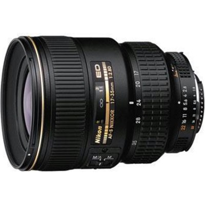 17-35mm F/2.8D ED-IF Zoom-Nikkor AF Lens, With Nikon 5-Year USA Warranty