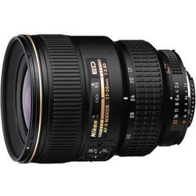 17-35mm F/2.8D ED-IF Zoom-Nikkor AF FX Full Frame Lens w/ 5-Year USA Warranty