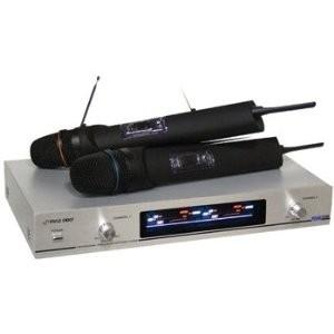 PDWM2300 Dual VHF Wireless Microphone System