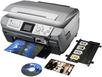 Stylus Photo RX700 All-In-One Printer