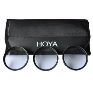 77mm Digital Filter Kit With UV, Circular Polarizer, NDX8