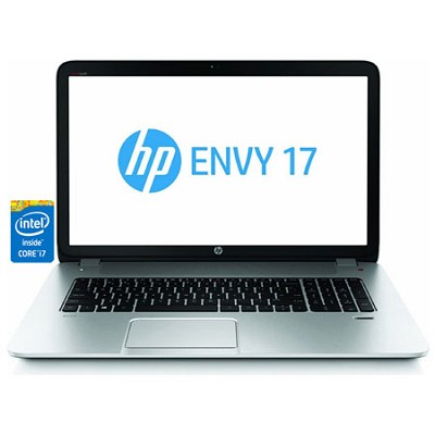 Envy 17.3` 17-j120us Notebook PC -  Intel Core i7-4700MQ Processor