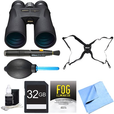 7573 PROSTAFF 5 Binoculars 12x50 Adventure Bundle