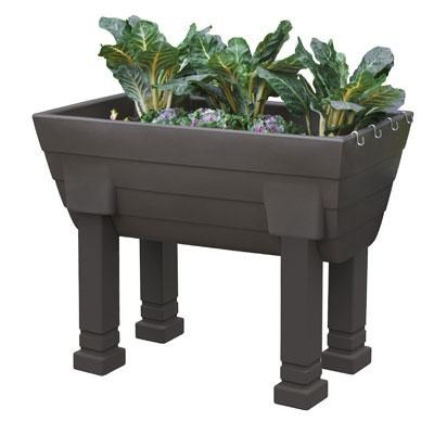 Wizard Elevated Garden - GW-EG-OAK