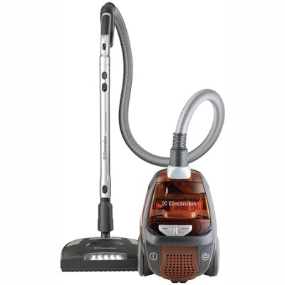 USED - EL4300A - Ultra Active Bagless Canister Vacuum - OPEN BOX USED