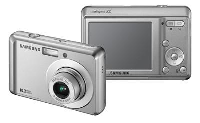 SL30 10MP 2.5` LCD Digital Camera (Silver) - REFURBISHED