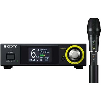 DWZ Series Digital Wireless Vocal/Speech Set