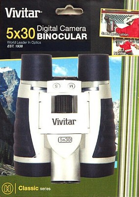 VIV-CV-530V 5x30 Digital Camera Binocular