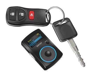 Clip MP3 Player 1 GB - Black