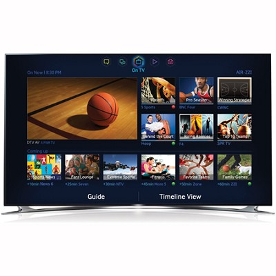 UN46F8000 - 46 inch 1080p 240hz 3D Smart Wifi LED HDTV