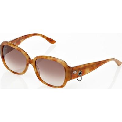 SR7624 11 Tortoise-Gradient Brown Sunglasses