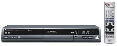 DMR-ES10K DVD Recorder Black (Refurbished)