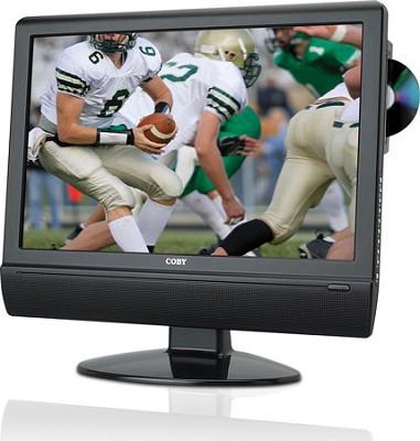 22` ATSC Digital TV/Monitor with DVD Player & HDMI Input