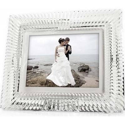 8` Crystal Digital Photo Frame
