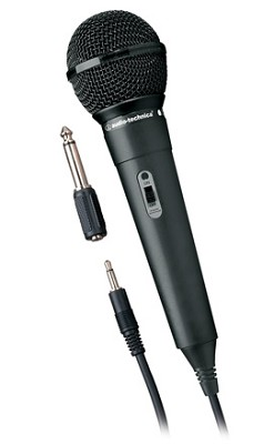 Unidirectional Dynamic Handheld Microphone - ATR1100