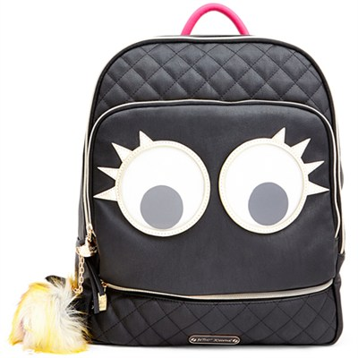 Googly Moogly Backpack - Black