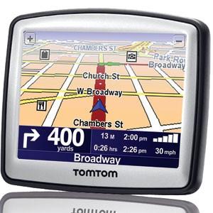 ONE 130 3.5-Inch Portable GPS Navigator