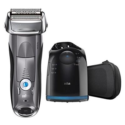 Electric Shaver, Series 7 7865cc Men's Electric Razor / Electric Foil Shaver
