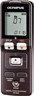VN-6000 - Voice Recorder (Olympus Factory Refurbished)