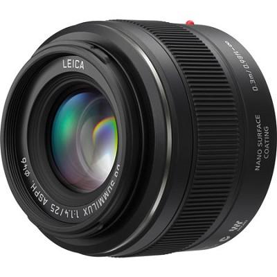 LUMIX G H-X025 Micro 4/3 LEICA DG SUMMILUX 25mm F1.4 ASPH. Lens