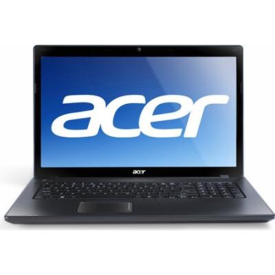 Aspire AS7739Z-4008 17.3` Notebook PC - Intel Pentium Dual-Core Processor P6200