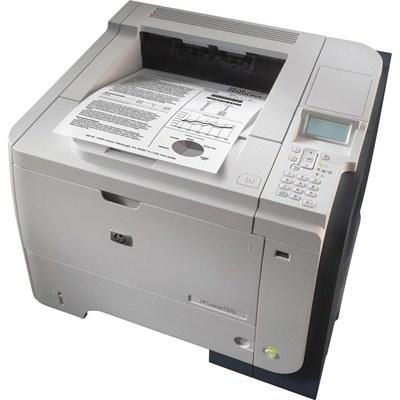 LaserJet Enterprise P3015dn Printer - Black/Silver (CE528A#ABA) - USED